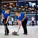 Arianna Losano a Elisa Patono, European Junior Curling Challenge - Prague 2013
