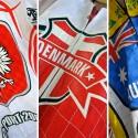 FIM SPEEDWAY WORLD CUP FINAL, PRAHA (CZE) 2013, Originální kombinézy mužstev podle pořadí, Polsko, Dánsko, Austrálie (syn)