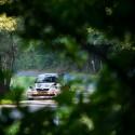 Antonín Tlusťk si vyjel konečné deváté místo. Barum Czech Rally Zlín 2013