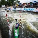 Jaxon Merritt (AUS), IFC canoe slalom World Cup 2014 – Prague