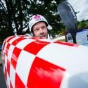 Dinko Mulic (CRO), IFC canoe slalom World Cup 2014 – Prague