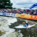 Thomas Bersinger (ARG), IFC canoe slalom World Cup 2014 – Prague