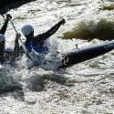 Boj s vodním živlem, IFC canoe slalom World Cup 2014 – Prague