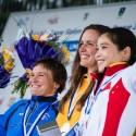Vítězky v kategorii C1, IFC canoe slalom World Cup 2014 – Prague