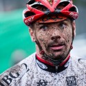 Český pohár v cyklokrosu 2014, Kolín, Mariusz Kowal (POL) (v cíli 12.) (her)