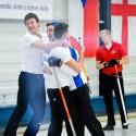 Italská radost, Dánský smutek - European Junior Curling Challenge - Prague 2013
