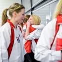 Uplakaná dánská radost, European Junior Curling Challenge - Prague 2013