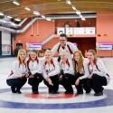 Vítězný tým Dánska postoupil na MS do Soči