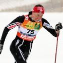 Justyna Kowalczyk (POL) třetí na 10km klasicky