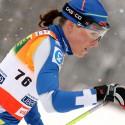 Aino-Kaisa Saarinen (FIN) světová šampionka na trati 10km klasicky