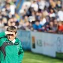 124. Velká pardubická steeplechase, Josef Váňa kontroluje konkurenci (syn)