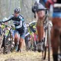 Český pohár v cyklokrosu 2014, Kolín, junior Jakub Šedivý (v cíli 17.) (syn)
