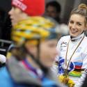 MS cyklokros Tábor 2015, Pauline Ferrand - Prévot (FRA) (syn)