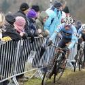 MS cyklokros Tábor 2015, Sven Nys stíhán Gianni Vermerschem (oba BEL) (syn)