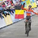 MS cyklokros Tábor 2015, Mathieu Van Der Poel (NED) (syn)