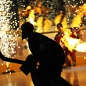 LEV PRAHA – DONBASS DONĚCK, 1. ČF PLAY OFF, Vehanen v ohni (syn)