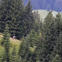Pavel Boudný ztracen v kopcích Krkonoš.