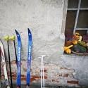Zátiší s Artiskami a dýńovým košíkem. Turman 2012 (syn)