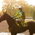 Richard McLernon v sedle irského koně Doctor Pat / 122. VPCP (can)