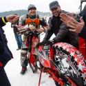 Nálada kolem motorky Antonína Klatovského jr. (can)