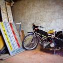 Skladiště starého a nepotřebného vybavení
