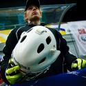David Rytych, brankář týmu SSV Helsinki