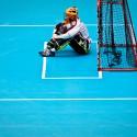 Češka Daniela Kreisingerová v brance SC Classic měla důvod k smutku, děvčata z IF Djurgårdens IBF jí ve finále nasázela devět gólů.