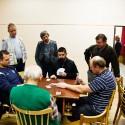 Povedená hra přilákala ke stolu diváky