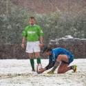 Říčanský ostrostřelec Kučera staví míč
